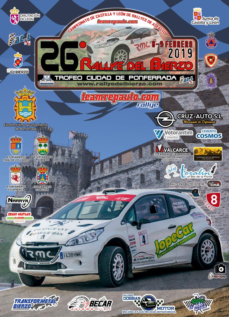 Campeonatos Regionales 2019: Información y novedades - Página 3 Cartelbierzo19