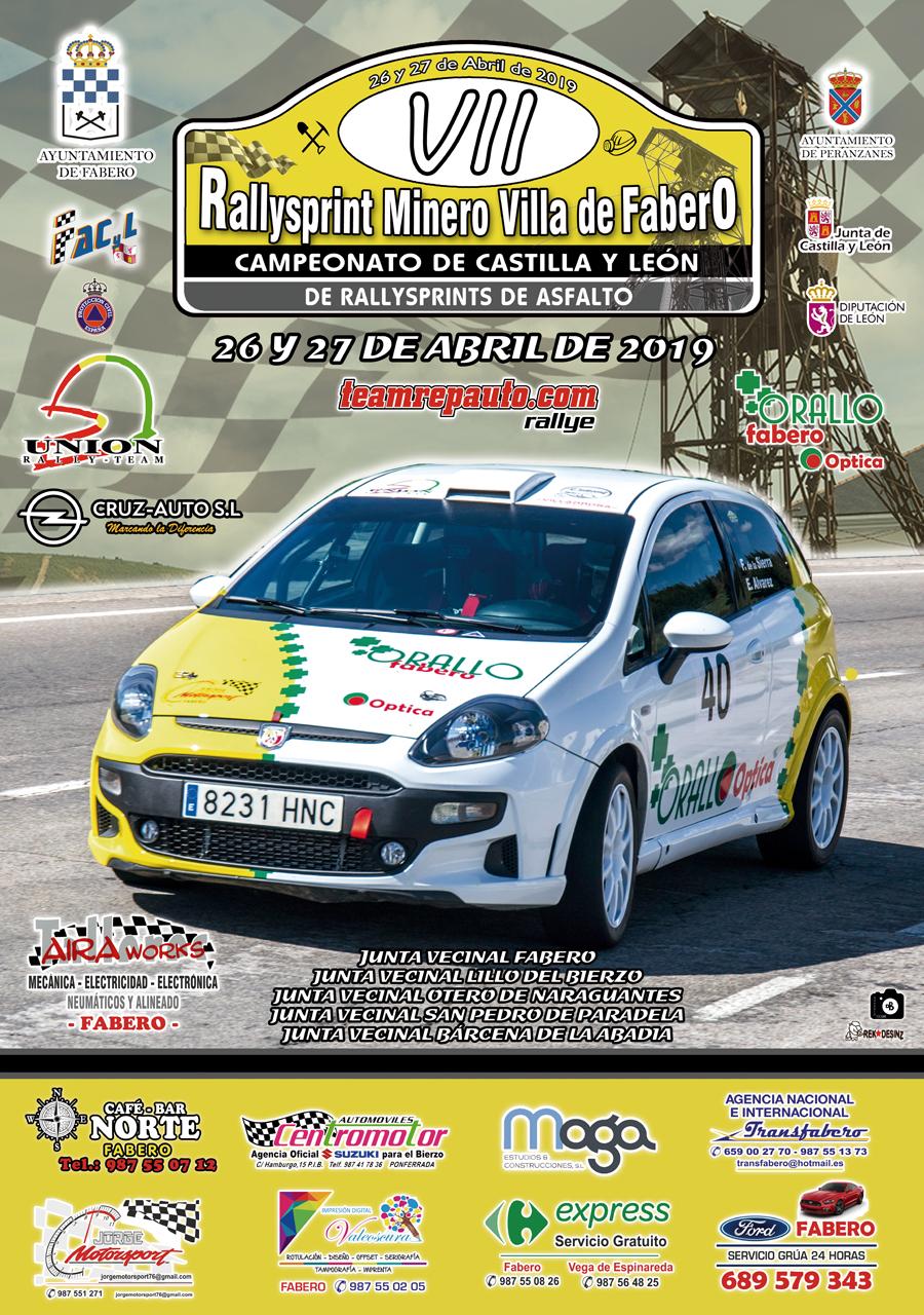 Campeonatos Regionales 2019: Información y novedades - Página 11 Cartelfabero19
